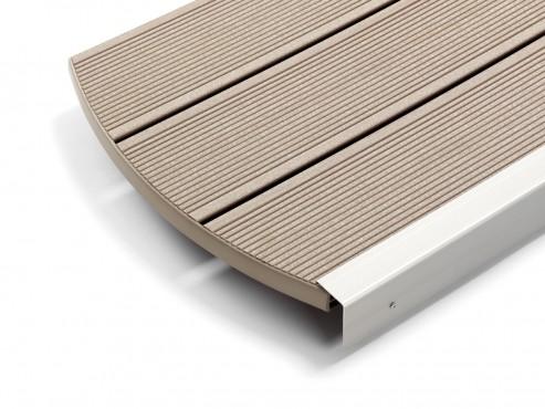 Prezentare produs Decking compozit tip WPC - Ametista REHAU - Poza 10