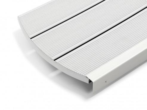 Prezentare produs Decking compozit tip WPC - Ciottolo REHAU - Poza 12