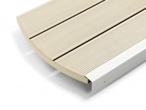 Prezentare produs Decking compozit tip WPC - Grano REHAU - Poza 14