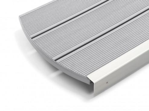 Prezentare produs Decking compozit tip WPC - Sasso REHAU - Poza 15