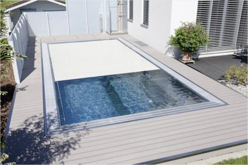 Prezentare produs Decking compozit tip WPC - Pavarea suprafetelor din jurul piscinei REHAU - Poza 38