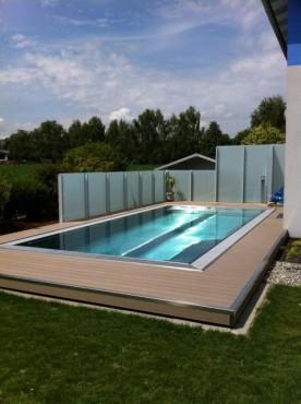 Prezentare produs Decking compozit tip WPC - Pavarea suprafetelor din jurul piscinei REHAU - Poza 39