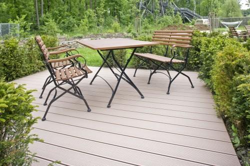 Prezentare produs Terase - Decking compozit tip WPC pentru pavaje terase, pardoseli piscine REHAU - Poza 55