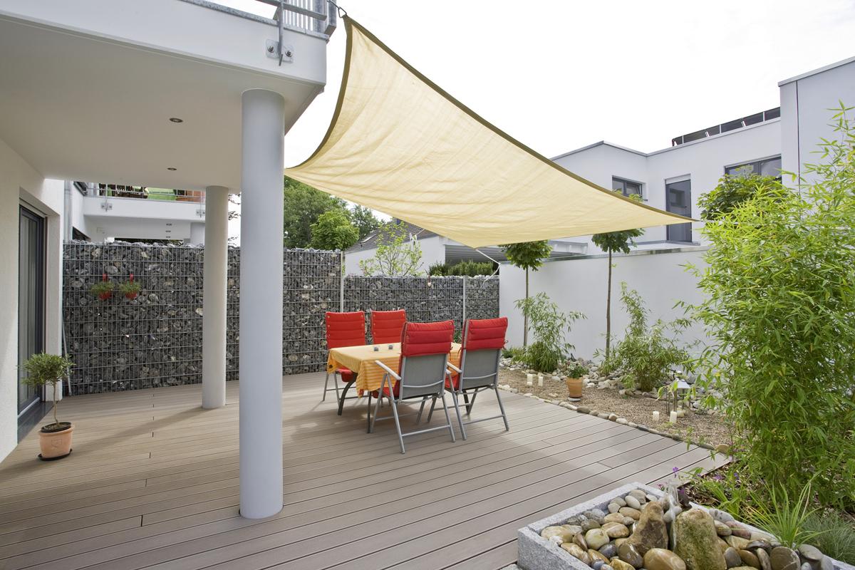 Terase - Decking compozit tip WPC pentru pavaje terase, pardoseli piscine REHAU - Poza 56