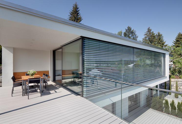 Terase - Decking compozit tip WPC pentru pavaje terase, pardoseli piscine REHAU - Poza 59