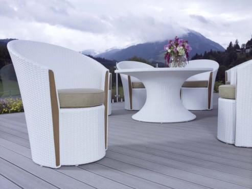 Prezentare produs Terase - Decking compozit tip WPC pentru pavaje terase, pardoseli piscine REHAU - Poza 64