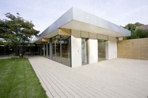 Prezentare produs Terase - Decking compozit tip WPC pentru pavaje terase, pardoseli piscine REHAU - Poza 67