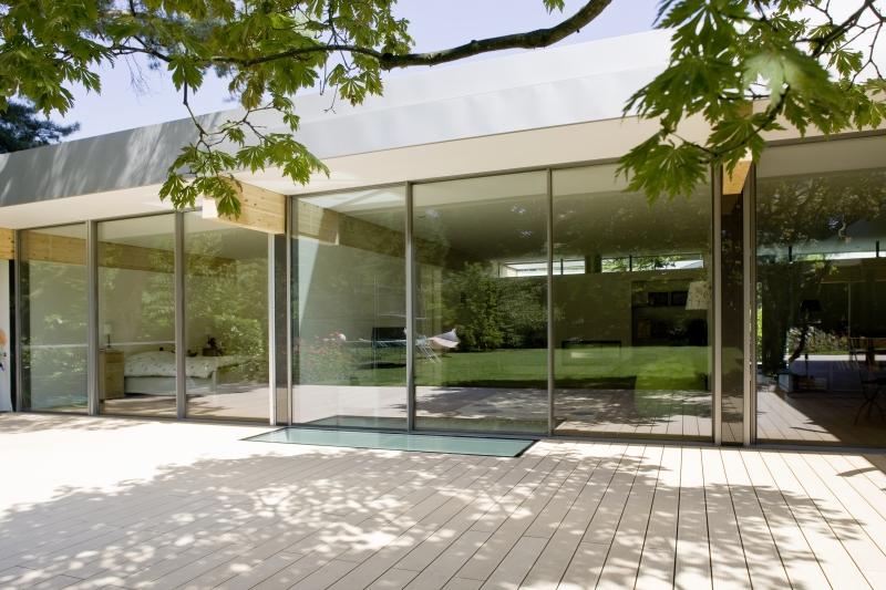 Terase - Decking compozit tip WPC pentru pavaje terase, pardoseli piscine REHAU - Poza 70