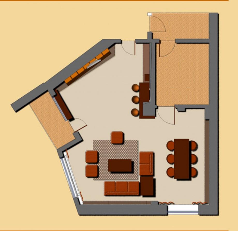 Pagina 1 - Plan apartament Tineretului si randari  Lucrari, proiecte Romana