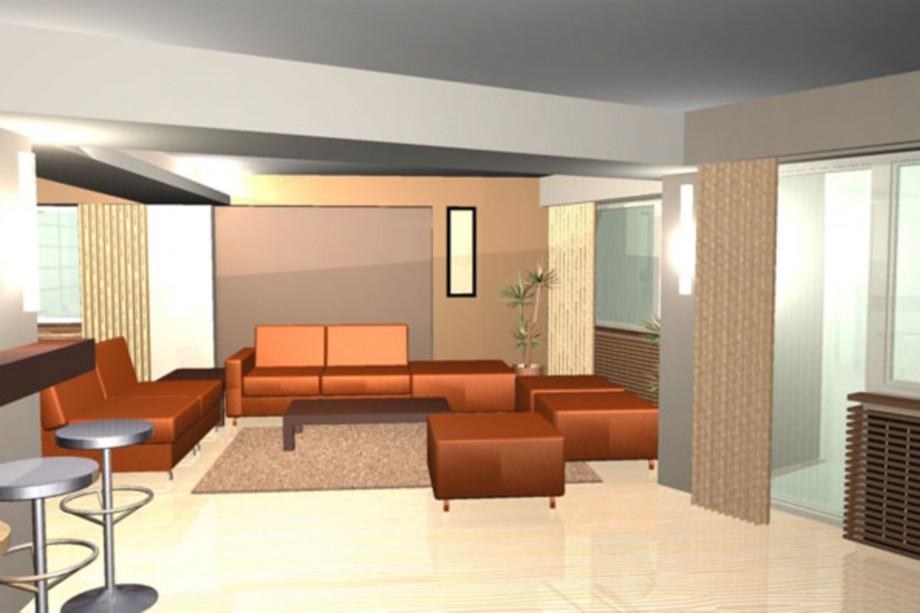 Pagina 2 - Plan apartament Tineretului si randari  Lucrari, proiecte Romana
