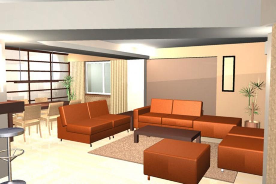 Pagina 5 - Plan apartament Tineretului si randari  Lucrari, proiecte Romana