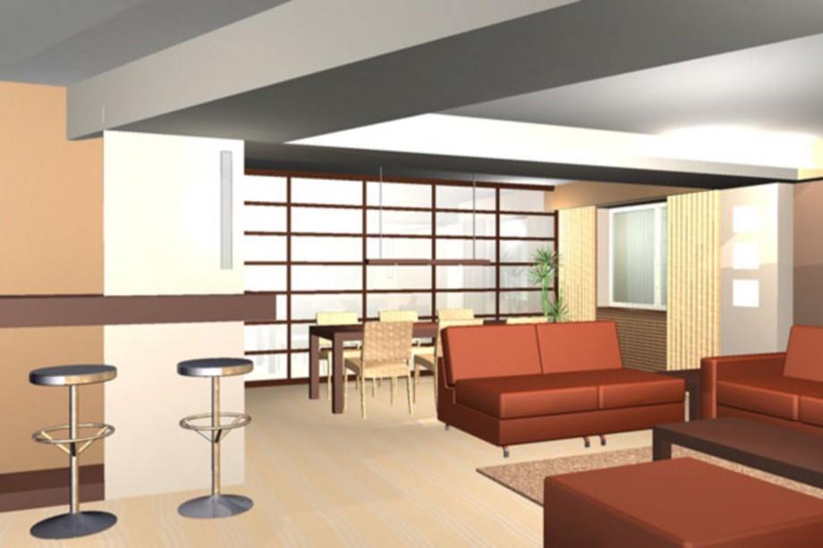 Pagina 6 - Plan apartament Tineretului si randari  Lucrari, proiecte Romana