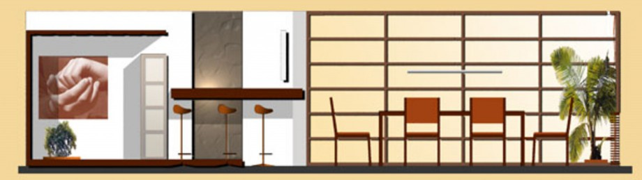 Pagina 8 - Plan apartament Tineretului si randari  Lucrari, proiecte Romana