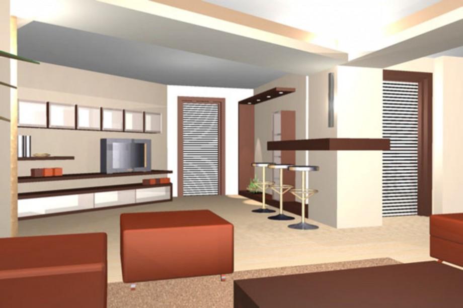 Pagina 9 - Plan apartament Tineretului si randari  Lucrari, proiecte Romana