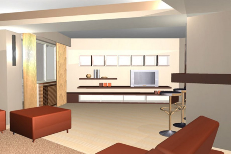 Pagina 10 - Plan apartament Tineretului si randari  Lucrari, proiecte Romana