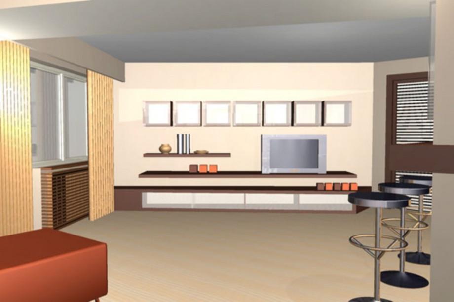 Pagina 11 - Plan apartament Tineretului si randari  Lucrari, proiecte Romana