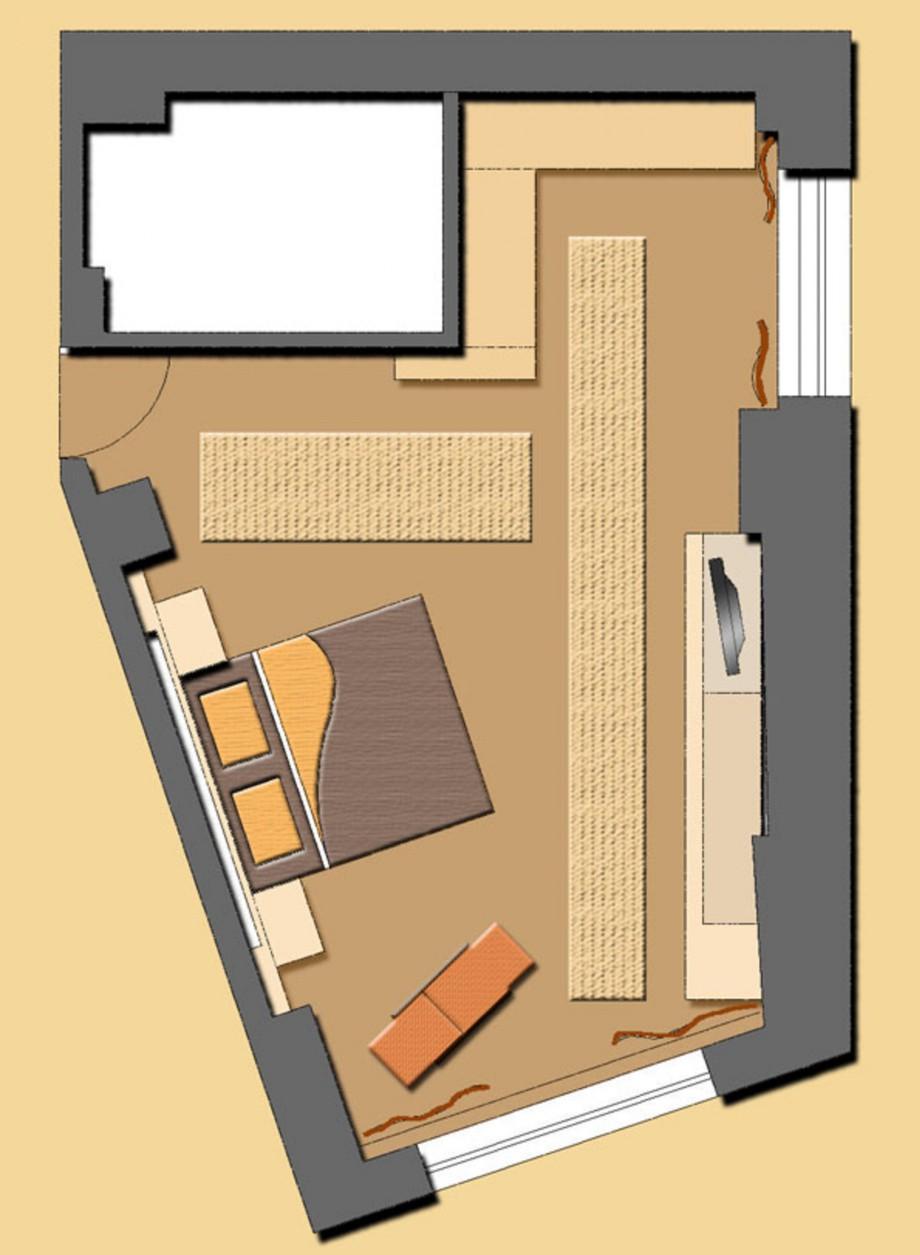 Pagina 13 - Plan apartament Tineretului si randari  Lucrari, proiecte Romana
