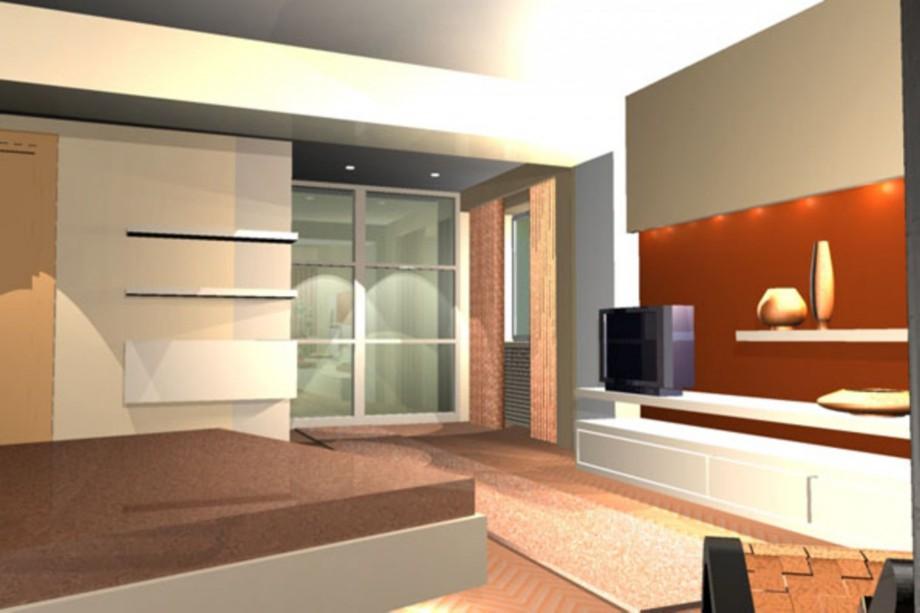 Pagina 14 - Plan apartament Tineretului si randari  Lucrari, proiecte Romana