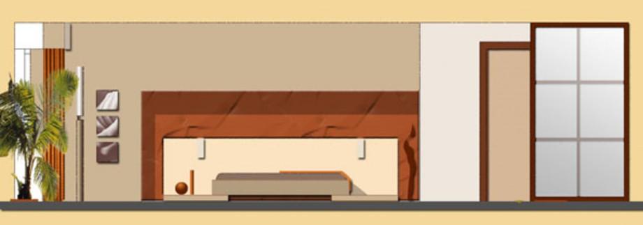 Pagina 19 - Plan apartament Tineretului si randari  Lucrari, proiecte Romana