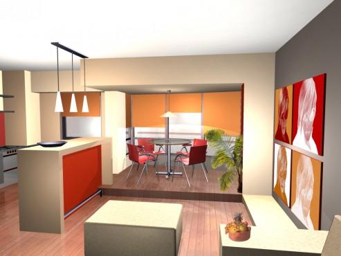 Lucrari, proiecte Amenajare apartament Decebal  - Poza 18
