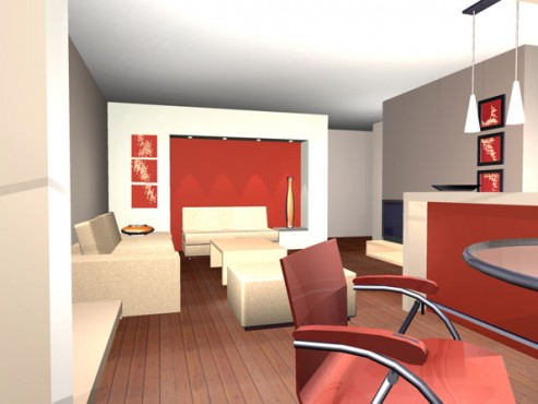Lucrari, proiecte Amenajare apartament Decebal  - Poza 7