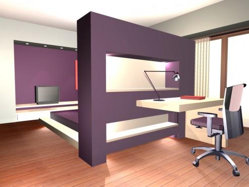 Lucrari, proiecte Amenajare apartament Decebal  - Poza 8