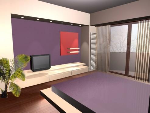Lucrari, proiecte Amenajare apartament Decebal  - Poza 9
