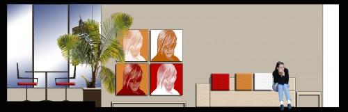 Lucrari, proiecte Amenajare apartament Decebal  - Poza 22