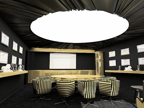 Lucrari, proiecte Amenajare sala meeting - Agentia Propaganda  - Poza 2