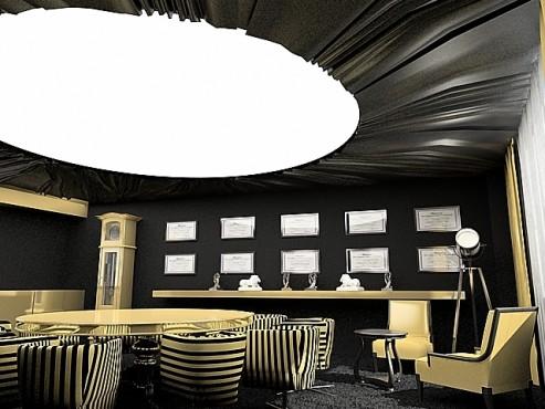 Lucrari, proiecte Amenajare sala meeting - Agentia Propaganda  - Poza 3