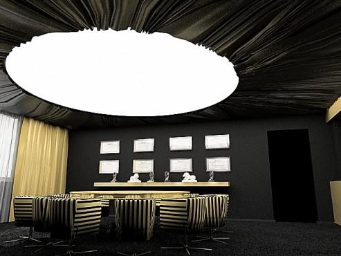 Lucrari, proiecte Amenajare sala meeting - Agentia Propaganda  - Poza 6