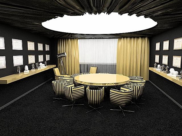 Amenajare sala meeting - Agentia Propaganda  - Poza 7
