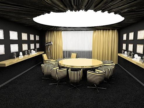 Lucrari, proiecte Amenajare sala meeting - Agentia Propaganda  - Poza 7
