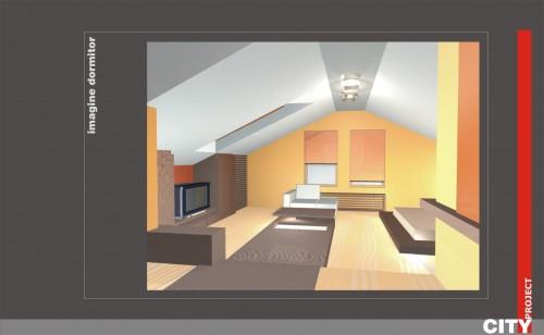 Lucrari de referinta Prezentare casa Corbeanca  - Poza 23