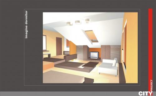 Lucrari, proiecte Prezentare casa Corbeanca  - Poza 24