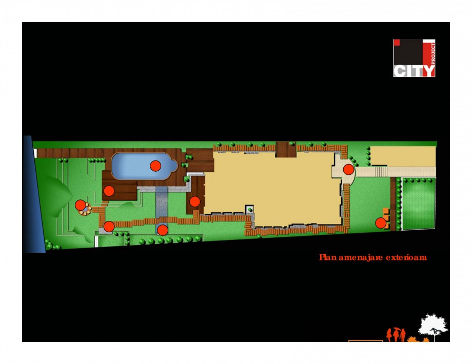 Pagina 3 - Amenajare vila Snagov  Lucrari, proiecte Romana