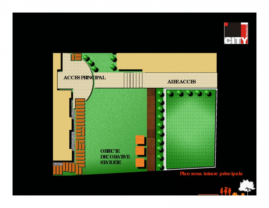 Pagina 4 - Amenajare vila Snagov  Lucrari, proiecte Romana