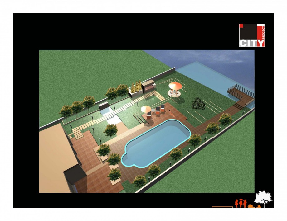 Pagina 9 - Amenajare vila Snagov  Lucrari, proiecte Romana