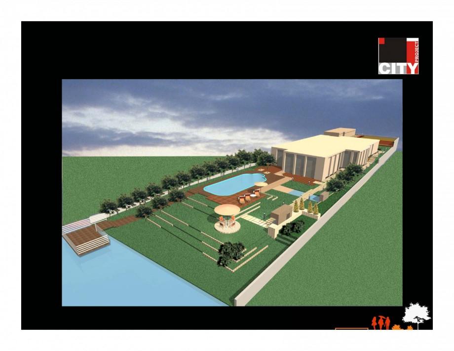 Pagina 12 - Amenajare vila Snagov  Lucrari, proiecte Romana