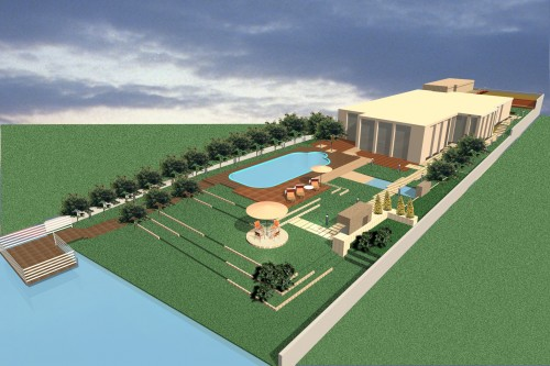 Lucrari, proiecte Amenajare vila Snagov  - Poza 4