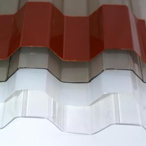 Prezentare produs Placi policarbonat profilat MAKROPLAST - Poza 1