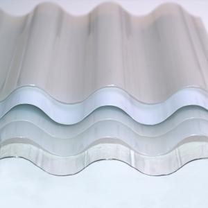 Placi policarbonat profilat MAKROPLAST - Poza 3