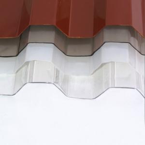 Placi policarbonat profilat MAKROPLAST - Poza 5