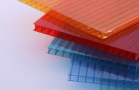 Placi celulare, cutate si ondulate din policarbonat MAKROPLAST