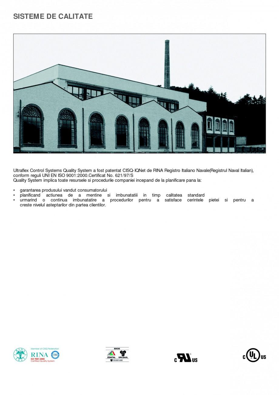 Pagina 2 - Sisteme pentru ventilatie si evacuare fum / caldura KADRA Catalog, brosura Romana /S...