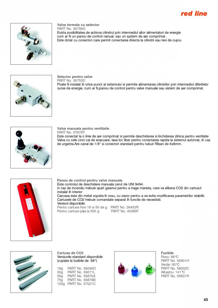 Pagina 42 - Sisteme pentru ventilatie si evacuare fum / caldura KADRA Catalog, brosura Romana tru...