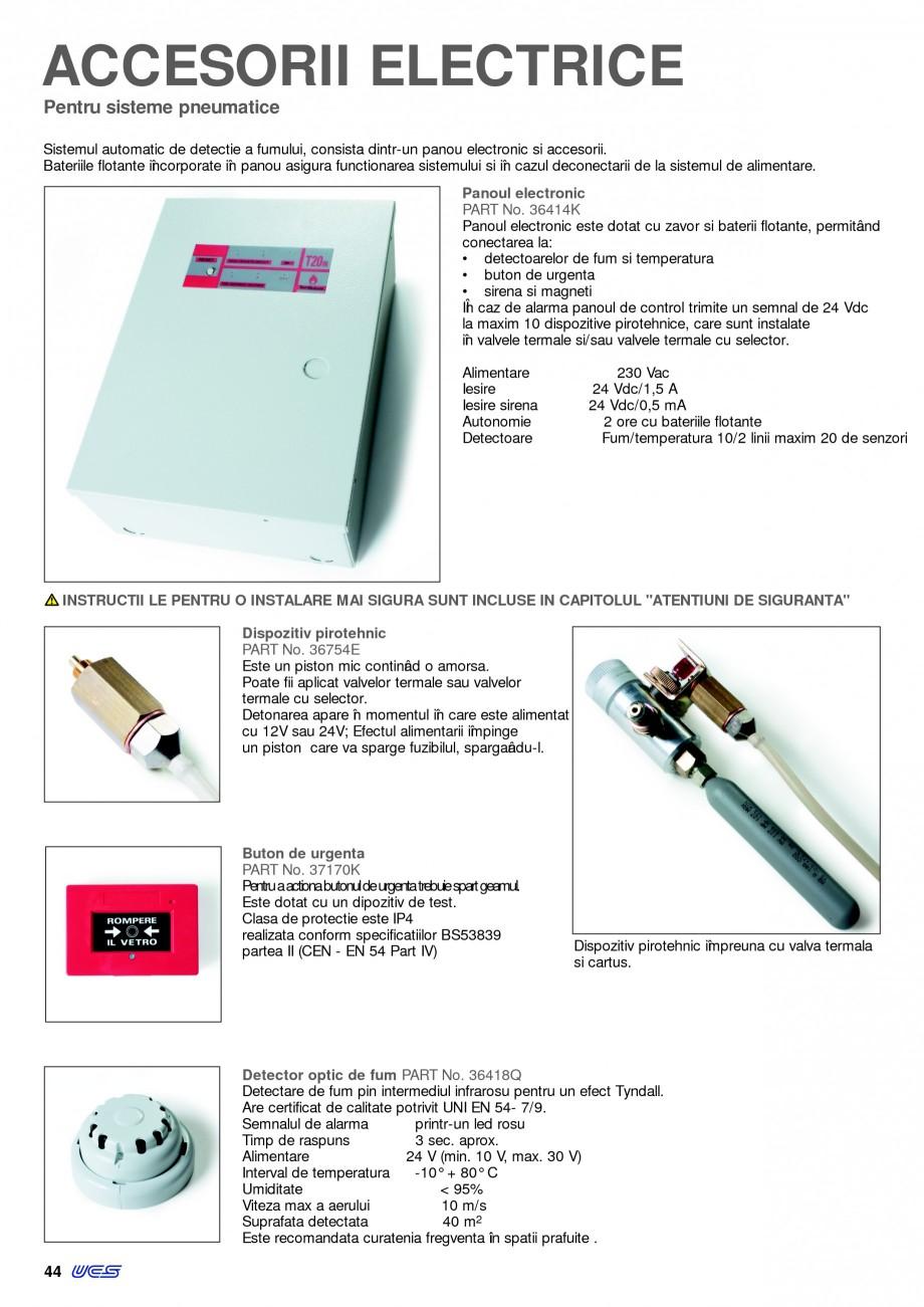 Pagina 5 -  Automatizari profesionale pentru ferestre KADRA Catalog, brosura Romana  pe cilindru(in ...