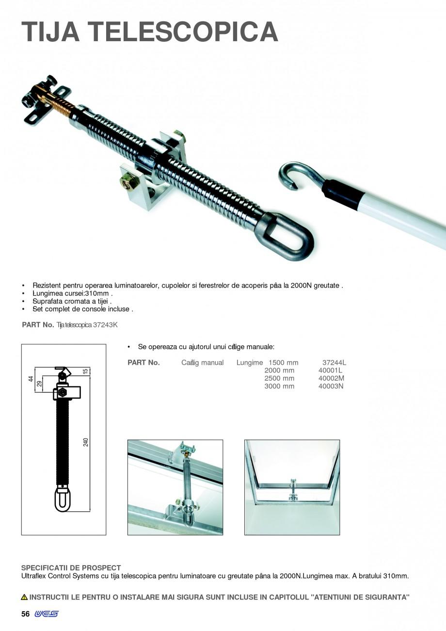 Pagina 11 - Operatori de control pentru actuatorii de ferestre KADRA Catalog, brosura Romana e cu...