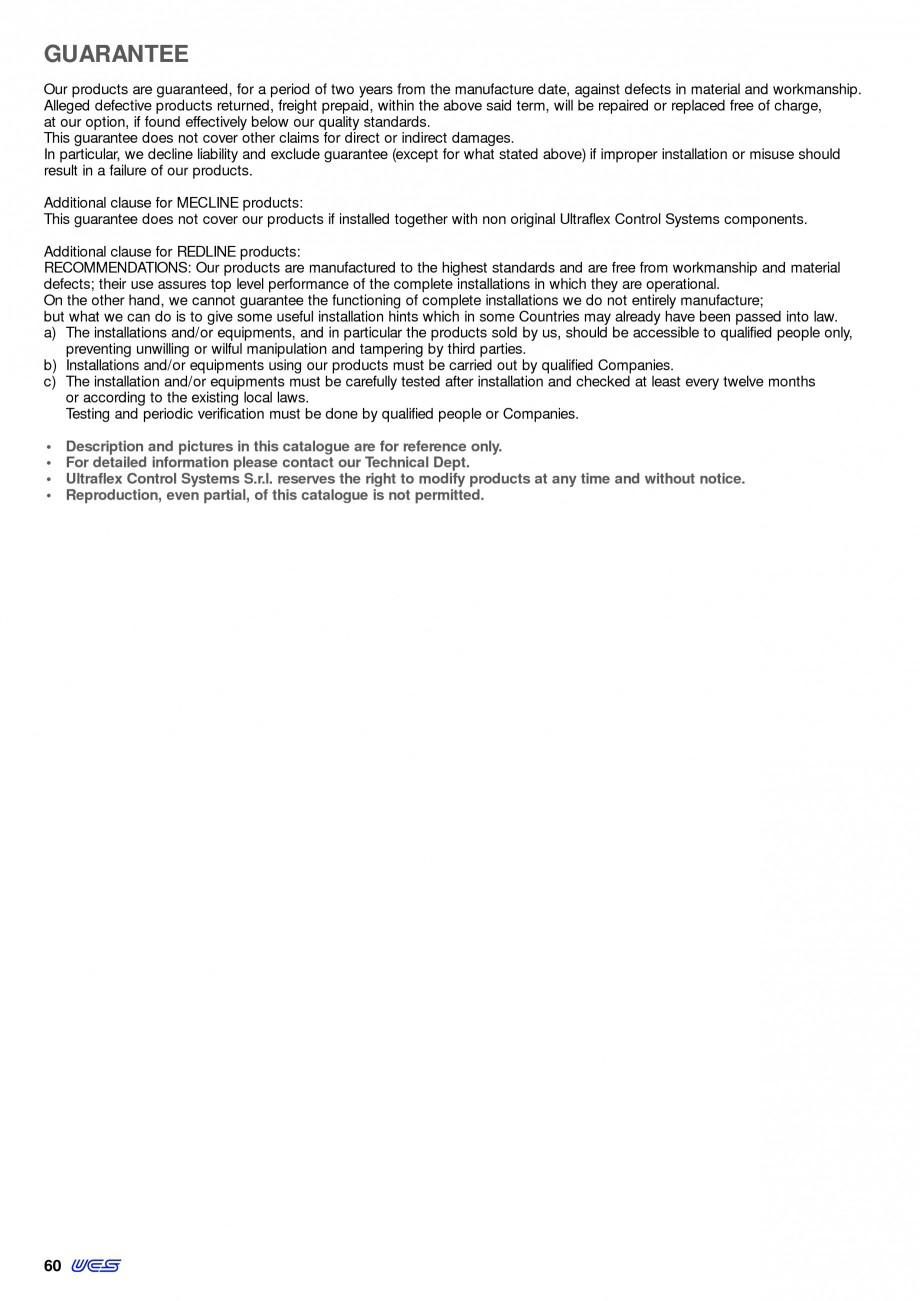 Pagina 15 - Operatori de control pentru actuatorii de ferestre KADRA Catalog, brosura Romana entru a...