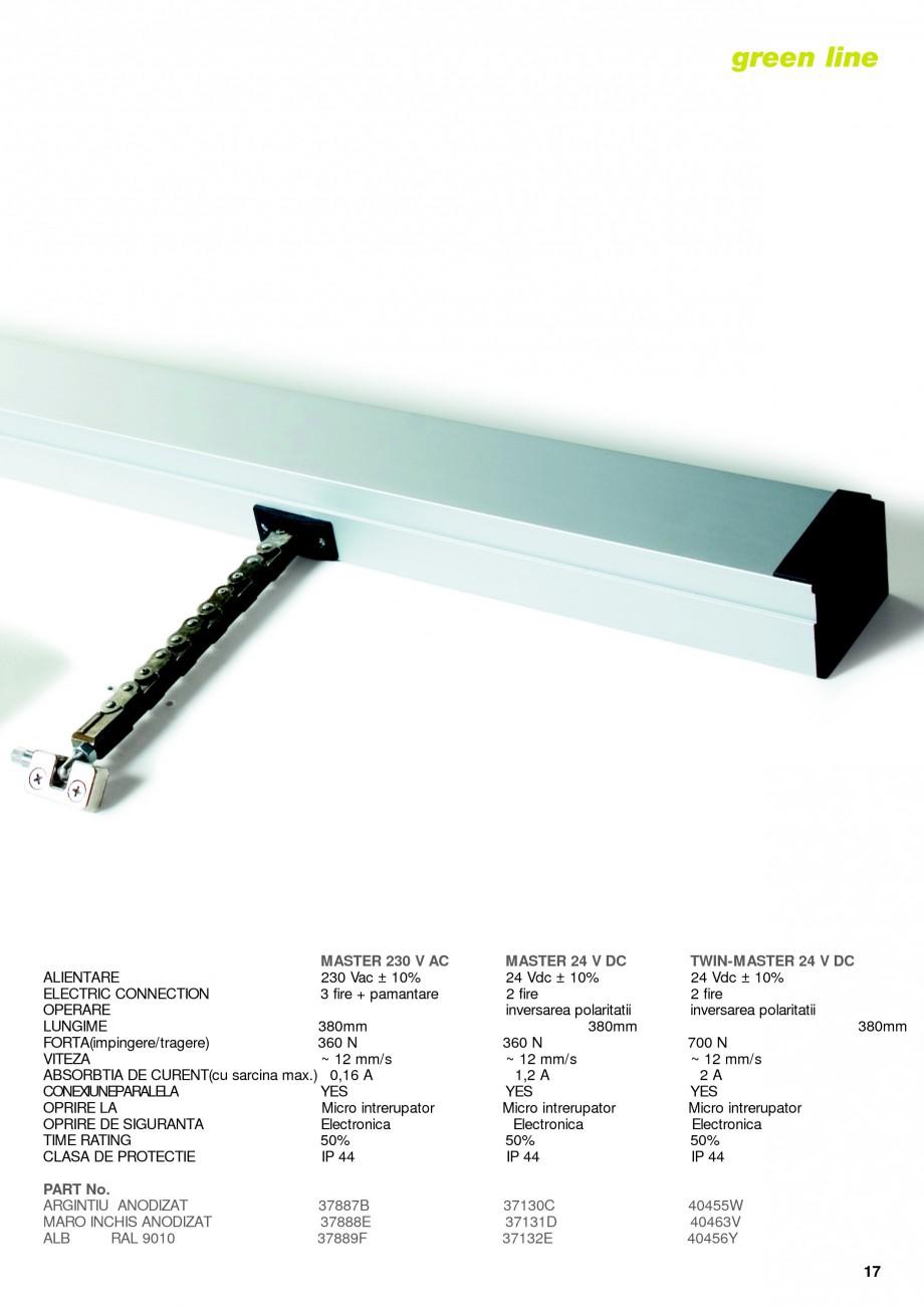 Pagina 14 -  Automatizari profesionale pentru ferestre KADRA Catalog, brosura Romana ine 18-22 ...